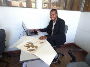 Digitization of Herbarium Specimens